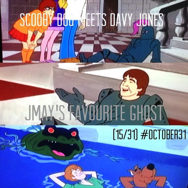 OCT31 - 13 - Scooby Doo Meets Davy Jones