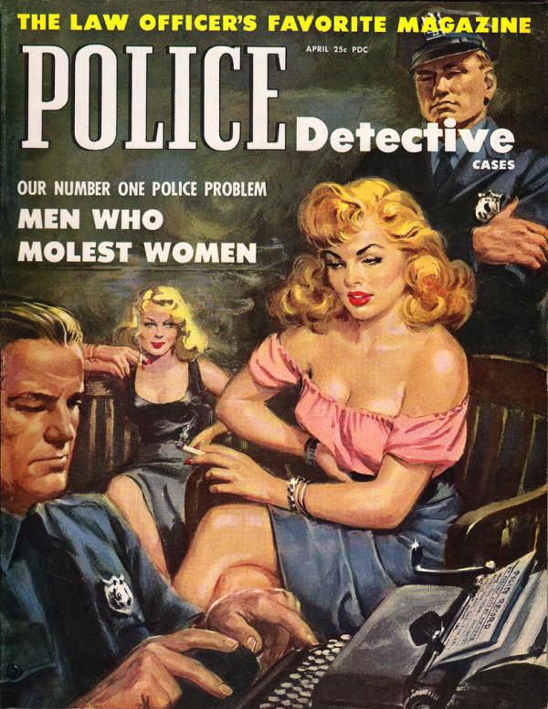 Police Detective Cases April