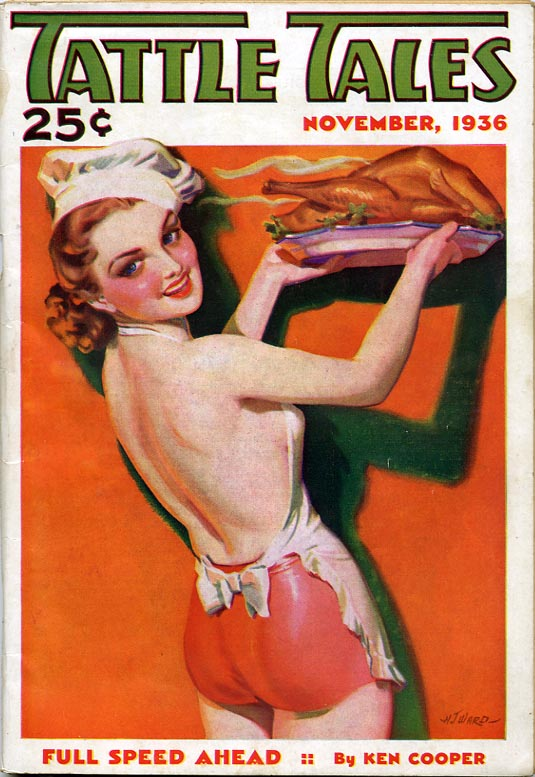 Tattle Tales November 1936