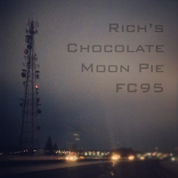 FC95 - Rich's Chocolate Moon Pie
