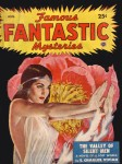 Famouse Fantastic Mysteries Pulp Cover