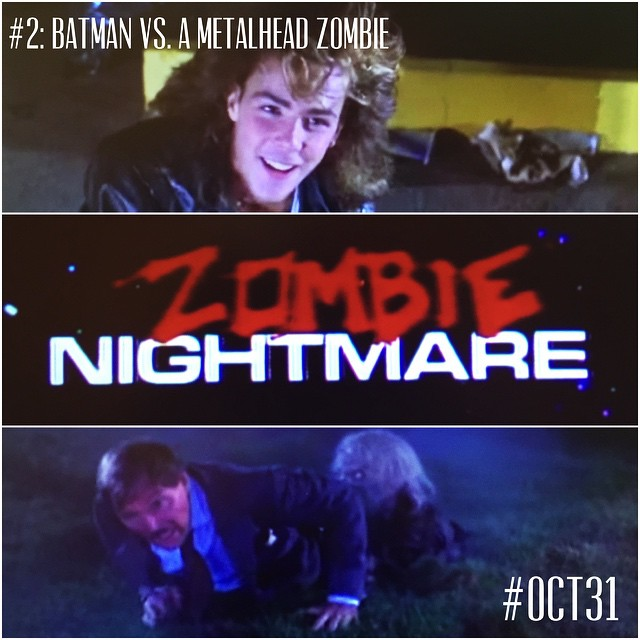 Zombie Nightmare: #Oct31 Part II