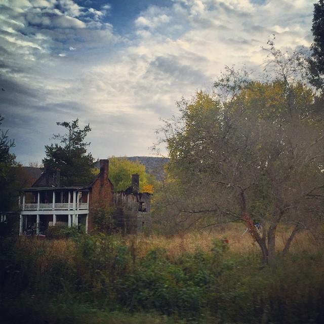 Appalachian Ghost #OpRaleigh