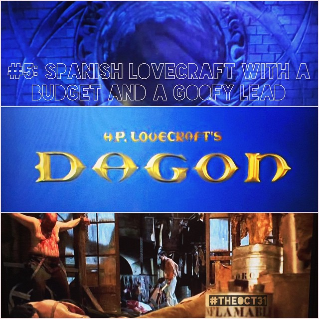 Dagon: #TheOct31 Part V