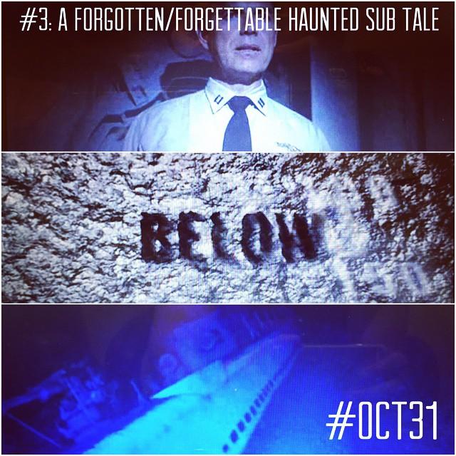 Below: #TheOct31 pt. III