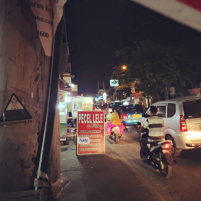 Skinner Co. on the streets of Indonesia #OpIndie