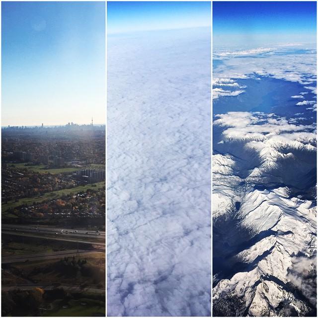 Canada By Air #OpIndie