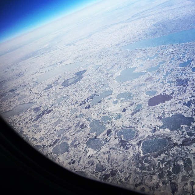Alaska, or perhaps the moon #OpIndie