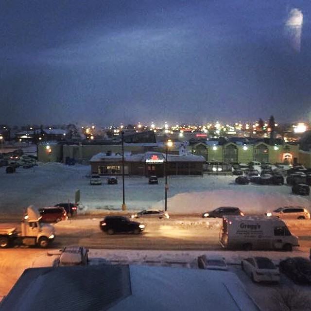 Good Morning, Saskatoon #OpToon