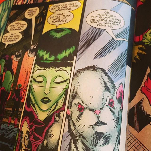 Mr. Twelve stumbled across Pinky & the Brain in a late-'90s Hulk