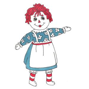 FP417 - Doll