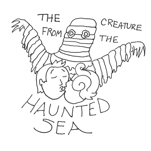 CCR13 - Creature from the Haunted Sea