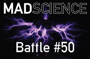 TWA #50 – Mad Science