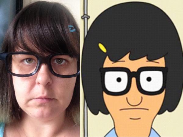 JMay as Tina
