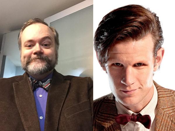 Scott Roche as The Doctor