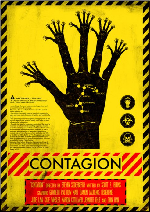 Contagion by Joel Amat Guell