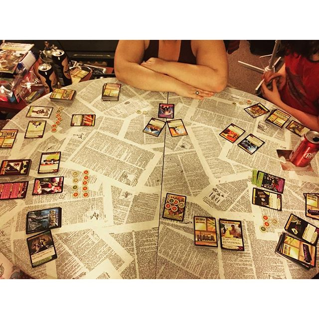 Sentinels of the Multiverse! #SkinnerCo