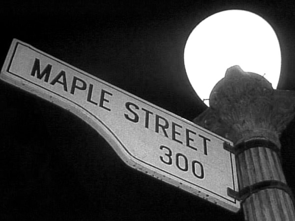 CCR - The Twilight Zone: The Monsters are due on Maple St. Commentary