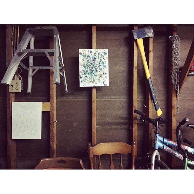 Axe & art. #SkinnerCo