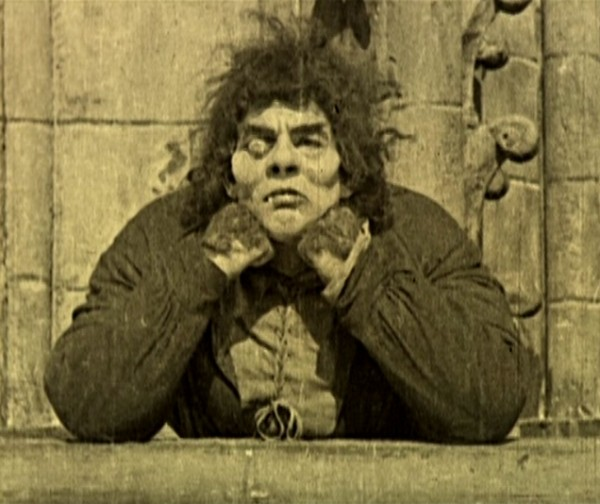 Hunchback 1923 - Chaney