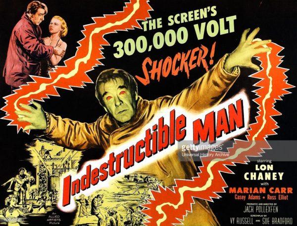 CCR23 - The Indestructible Man