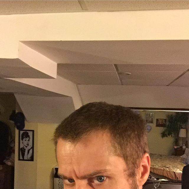 Hair: Week 9 - I've realized I hate having hair. #SkinnerCo