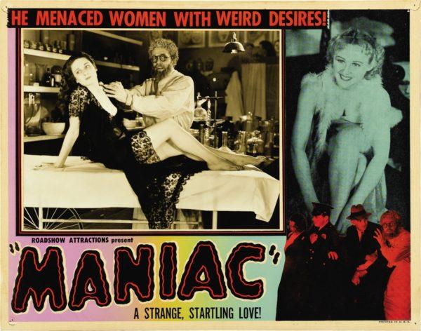 1934's Maniac