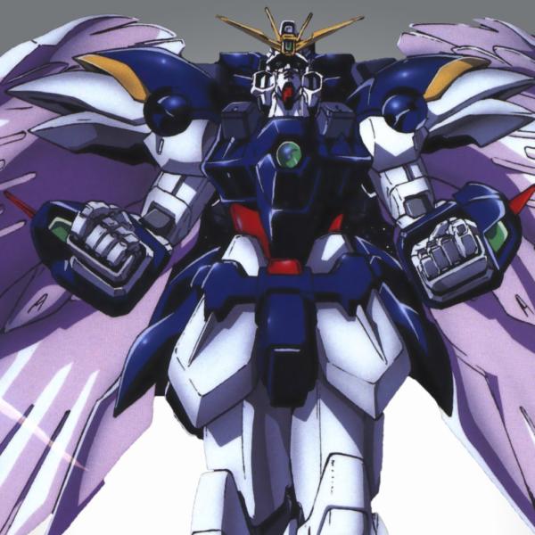 CCRC21 - Mobile Suit Gundam Wing