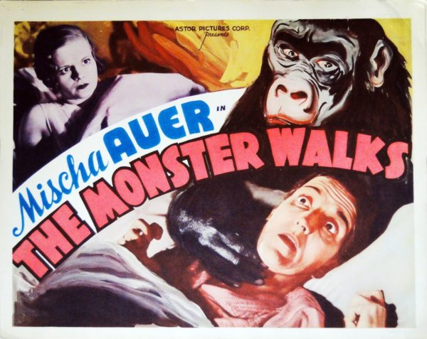 the Monster Walks (1932)