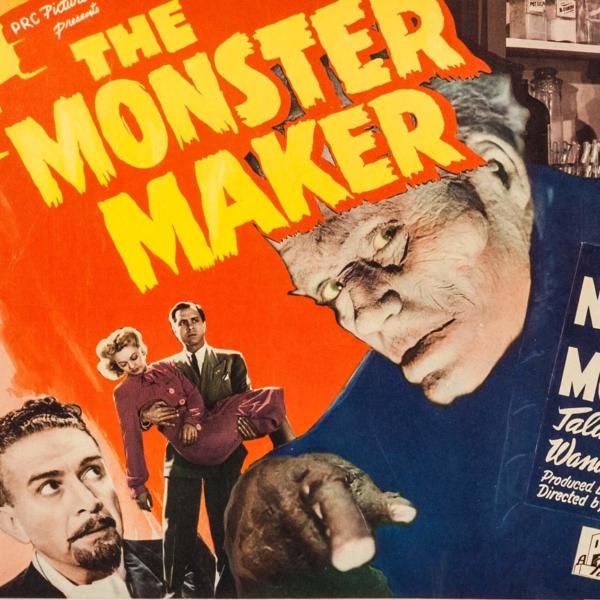 CCR34 - The Monster Maker