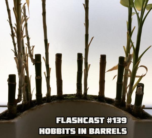 FC139 - Hobbits in Barrels