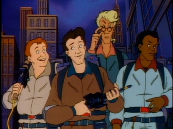 CCRC25 – The Real Ghostbusters S1E1