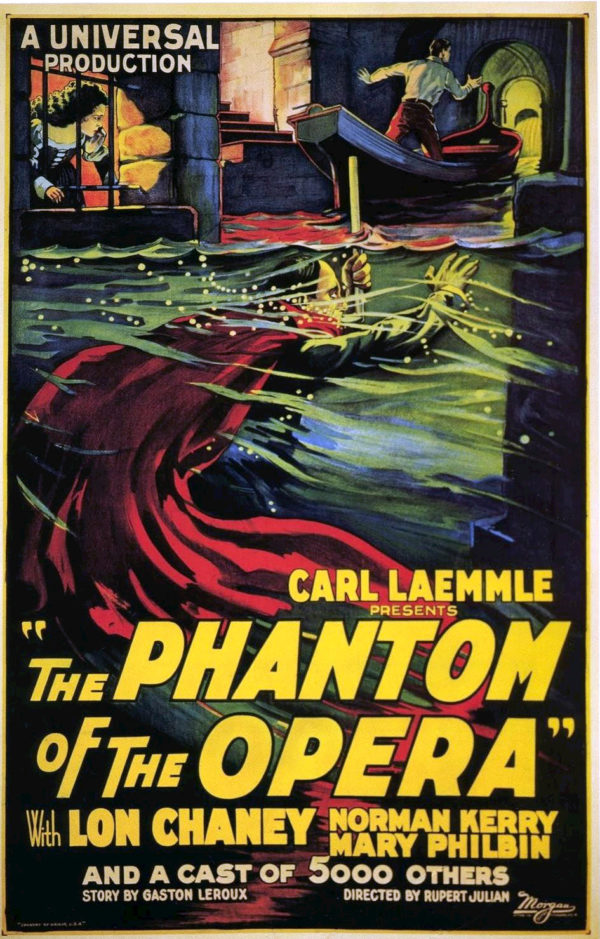 CCR40 - The Phantom of the Opera (1925)