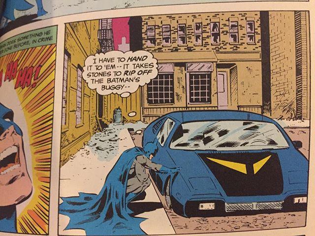 Pre-Keaton, 1980s Batman was pretty hilarious