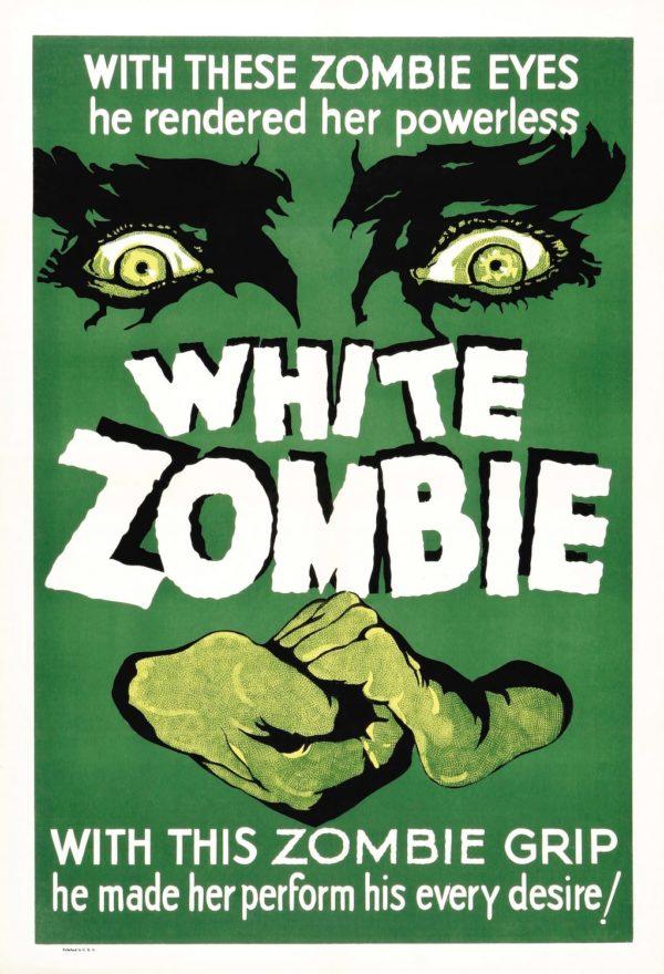 White Zombie (!932)