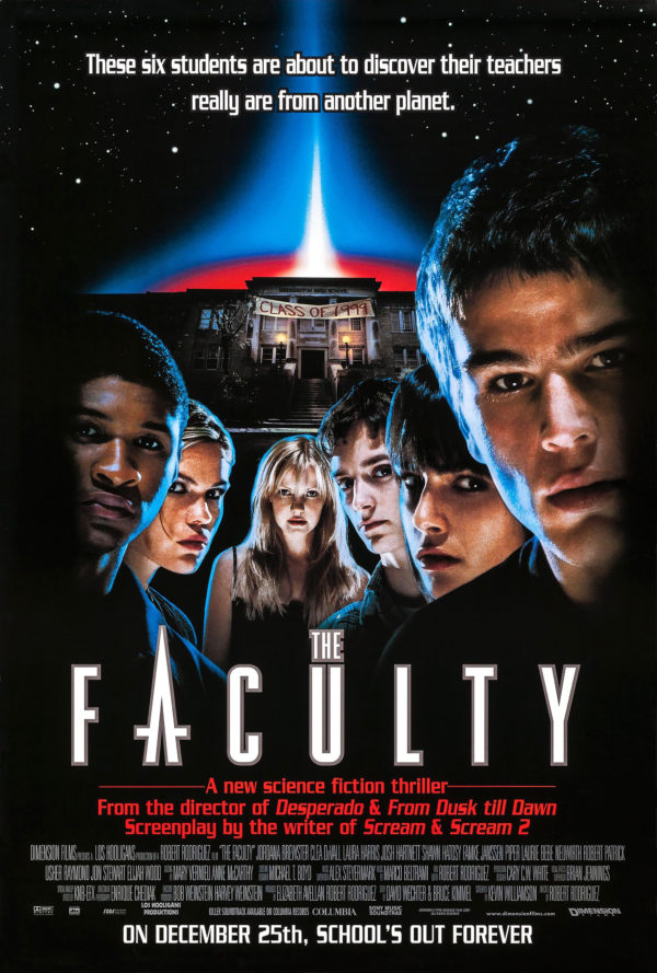 OCT31 - 7 - The Faculty (1998)