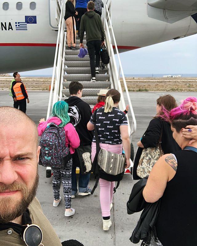 G'bye, Greece