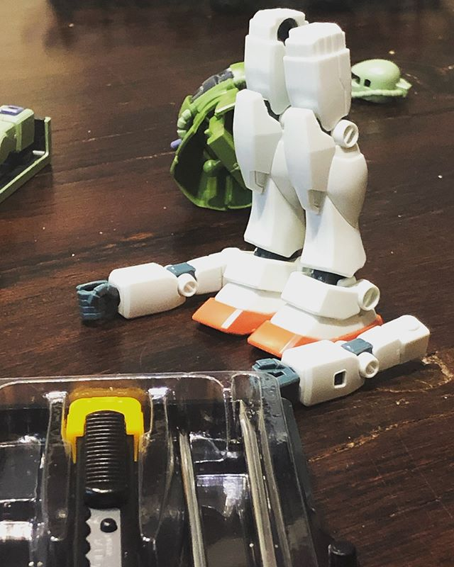 Gundam Progress