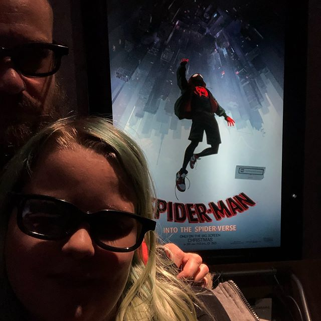Into the Spider-Verse was stunning from beginning to end