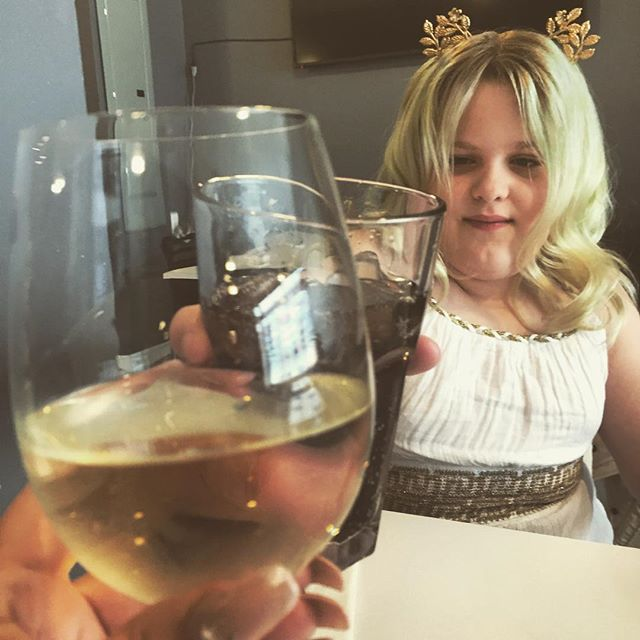 Cheers! It's GODDESS DAY!! #skinnerco