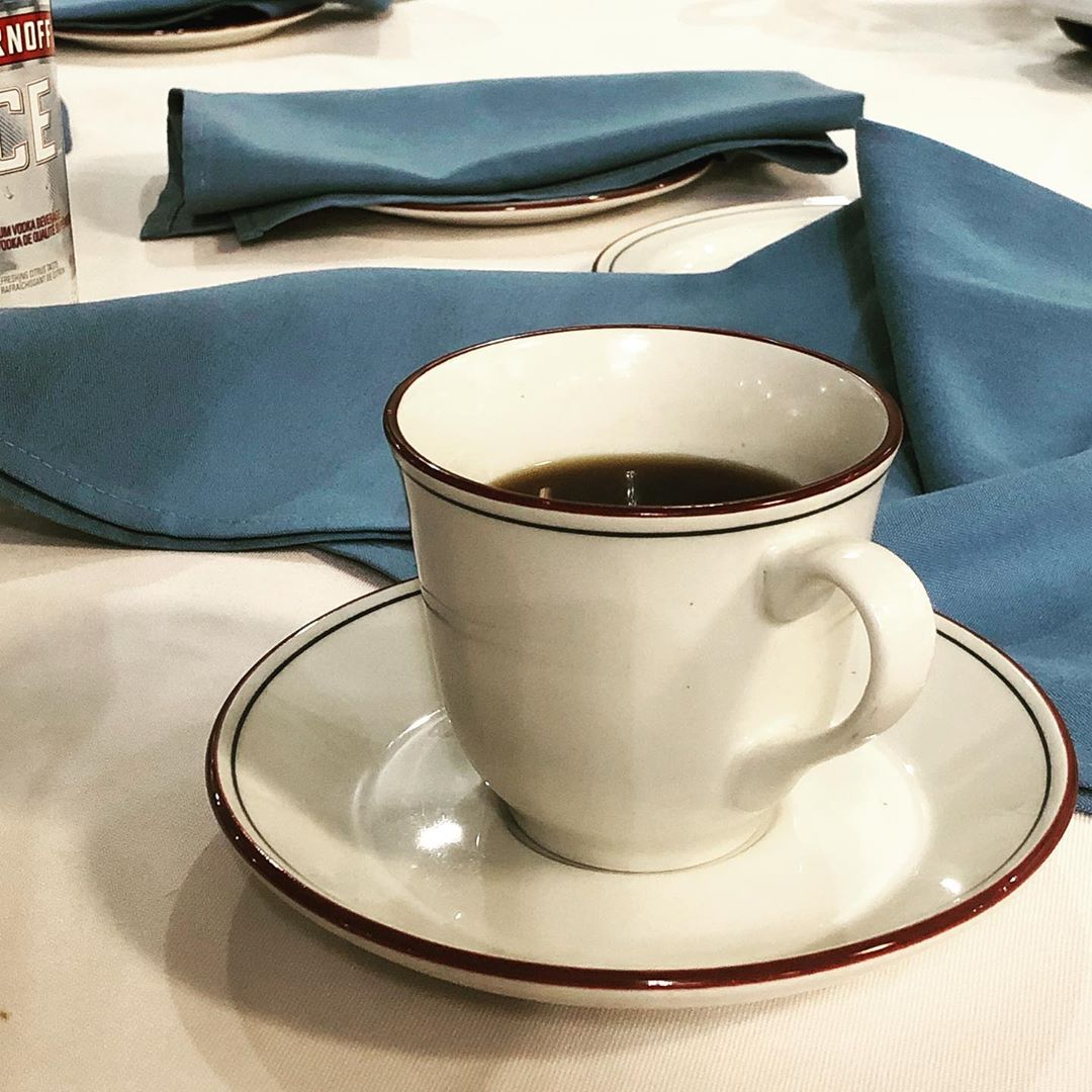 Saturday Status: Hall Coffee