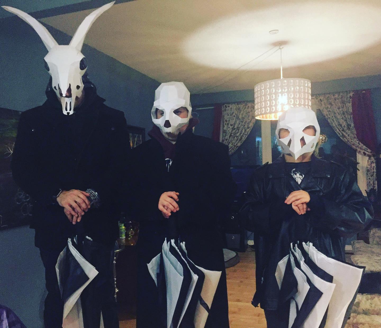 Happy Halloween from #SkinnerCo