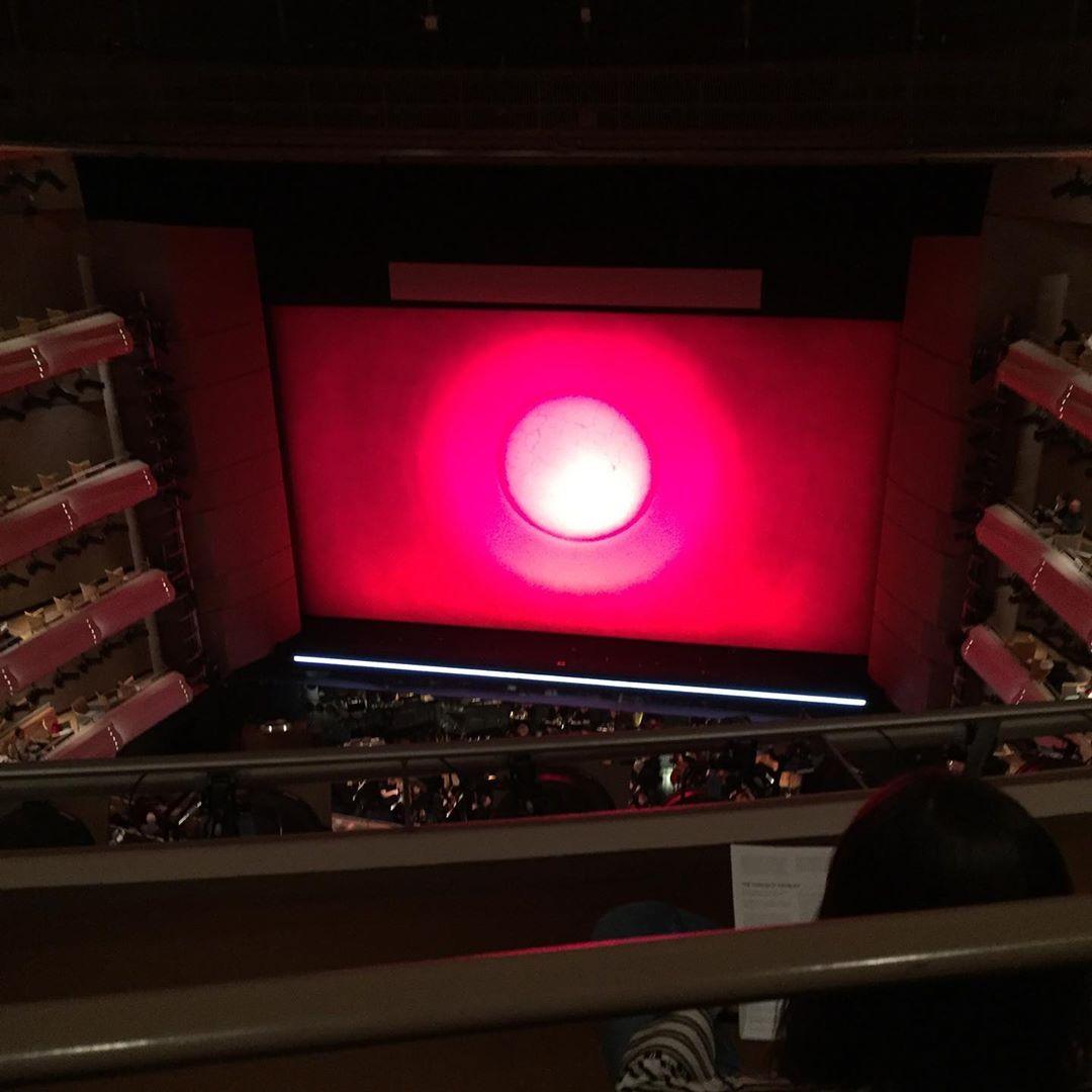 The opera awaits. #turandot #skinnerco #opera