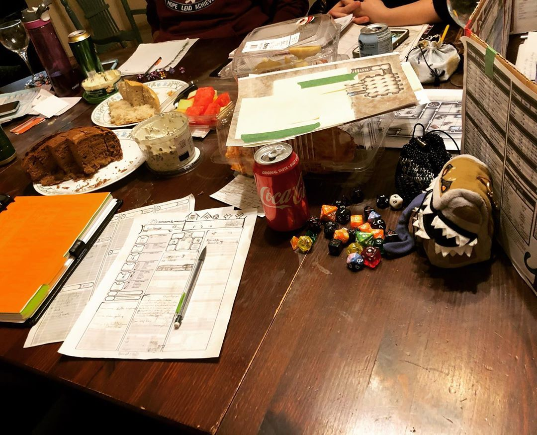 D&D Night: Vs. Lorgoth the Decayer