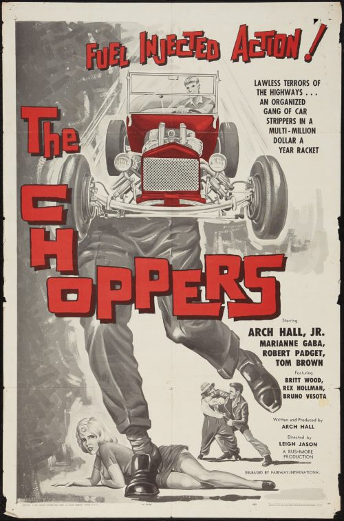 CCR59 - The Choppers (1961)