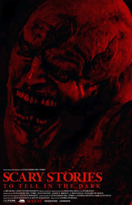 OCT31 - 17 - Scary Stories to Tell in the Dark (2019)