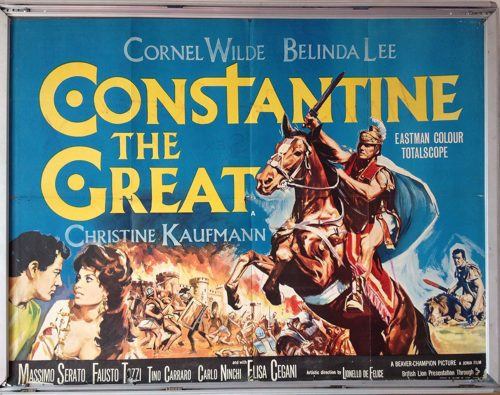 CCR61 – Constantine and the Cross (1962)