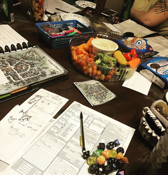 D&D Night: Ghouls Just Wanna Have Your Brains