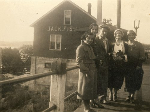 Jackfish in the 1930s