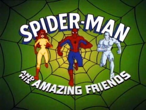 CCRC68 - Spider-Man and His Amazing Friends, S3E5
